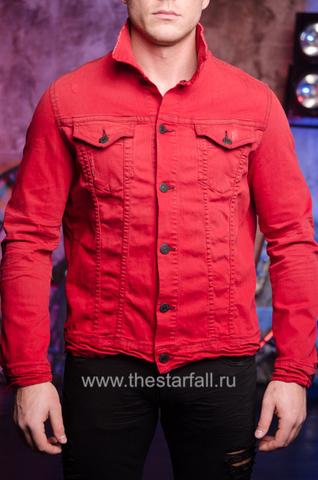 Куртка джинсовая Robin's Jean D7172STRP