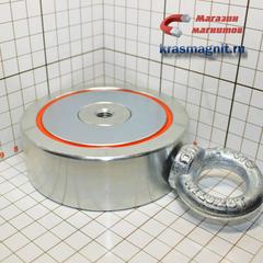 Двухсторонний поисковый магнит F-300Х2