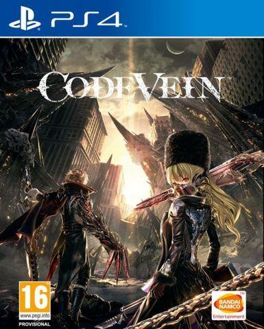 Sony PS4 Code Vein (русские субтитры)