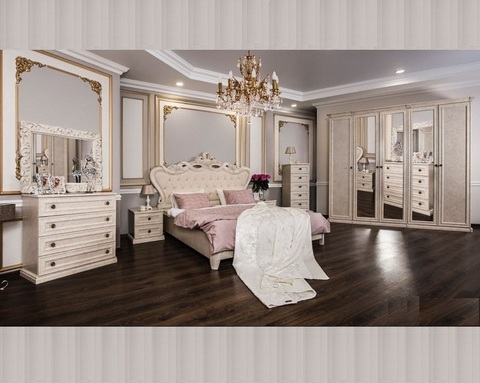 Спальня БЕАТРИС-2