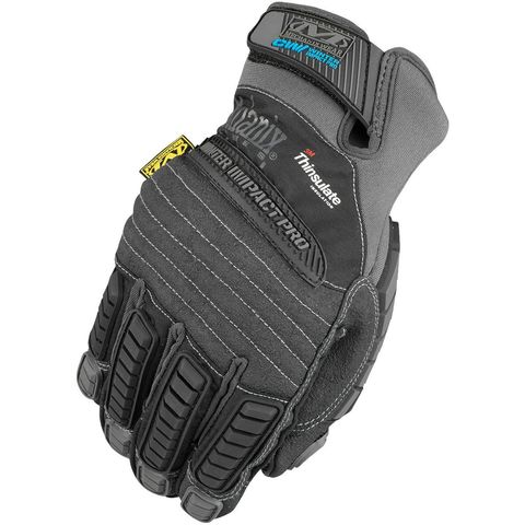 ПЕРЧАТКИ MECHANIX WINTER IMPACT PRO MCW-IP