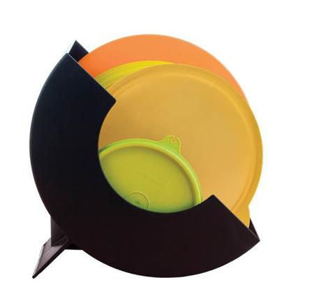 Органайзер для крышек tupperware