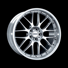 Диск колесный BBS RX II 8.5x19 5x120 ET20 CB82.0 brilliant silver/diamond cut
