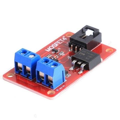 IRF540 1-канальный переключатель 100VDC 20A MOSFET