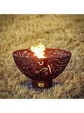 Чаша для костра FireCup Венецианские маски