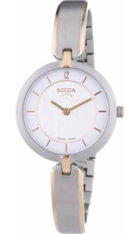 Купить Женские наручные часы Boccia Titanium 3164-06 по доступной цене