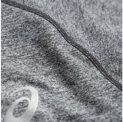 Мужская спортивная футболка асикс Seamless Top (121622 0934) серая