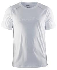 Мужская футболка для бега Craft Prime Run 1902497-1900 белая