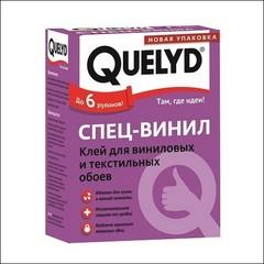 Клей виниловый для обоев QUELYD (прозрачный)