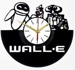 ВАЛЛ-И Часы из Пластинки — Ева и Валли