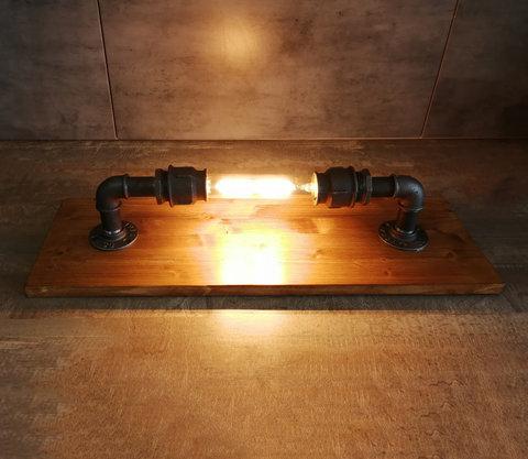 Декоративный светильник в стиле лофт, индастриал