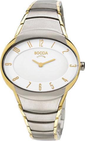 Купить Женские наручные часы Boccia Titanium 3165-11 по доступной цене