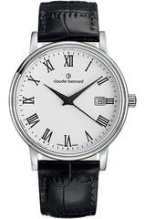 мужские наручные часы Claude Bernard 53007 3 BR