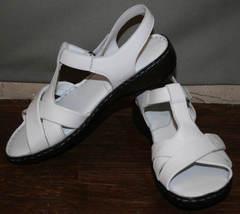 Кожаные сандалии женские Evromoda 15 White.
