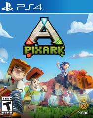 Sony PS4 PixARK (русские субтитры)