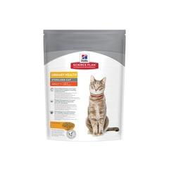 Hill's Science Plan Urinary Sterilised сухой корм для взрослых кошек, стерилизованных, склонных к мочекаменной болезни
