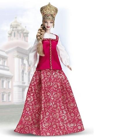 Барби Куклы Мира принцесса Российской Империи