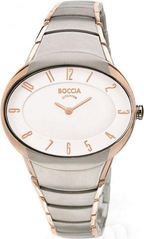 Купить Женские наручные часы Boccia Titanium 3165-12 по доступной цене
