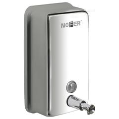 Диспенсер жидкого мыла Nofer 03001.B фото