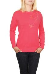 MS1728-7 кофта женская, розовая