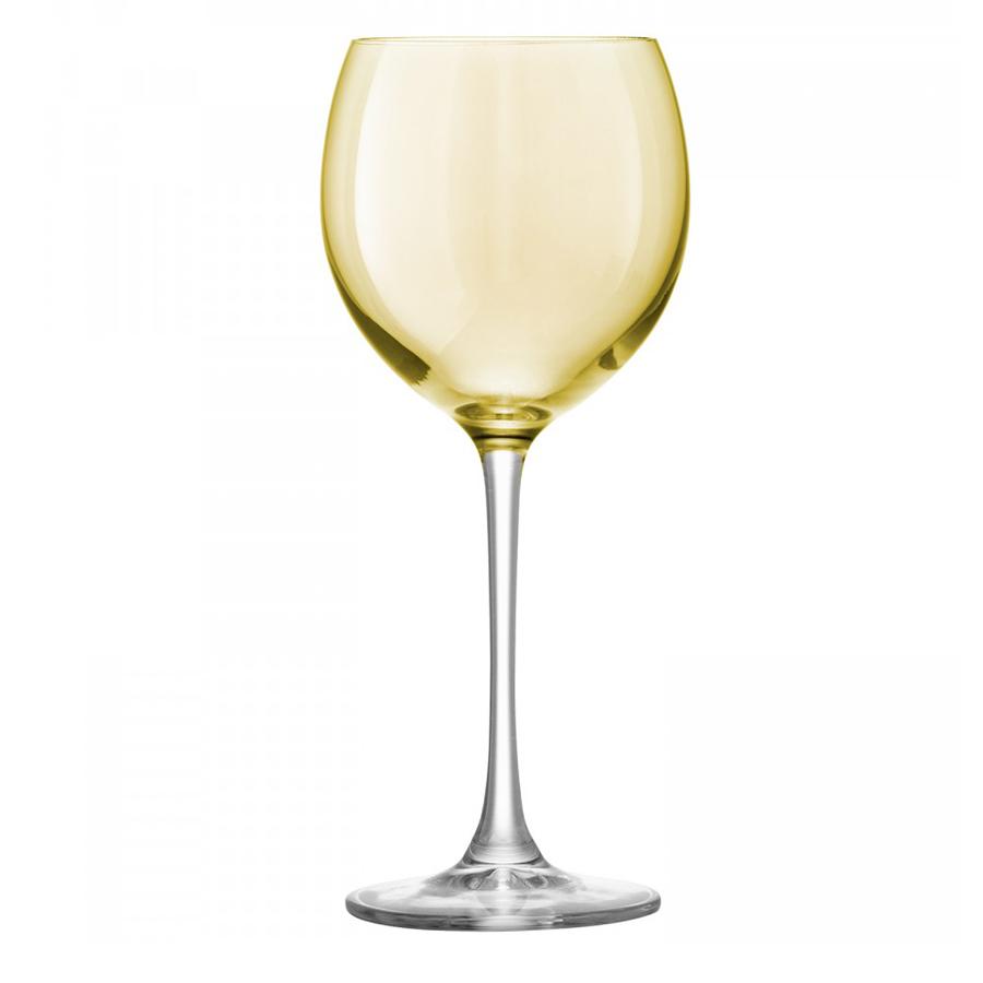 Набор из 4 цветных бокалов для вина Polka 400 мл пастельный LSA International G932-14-294 | Купить в Москве, СПб и с доставкой по всей России | Интернет магазин www.Kitchen-Devices.ru