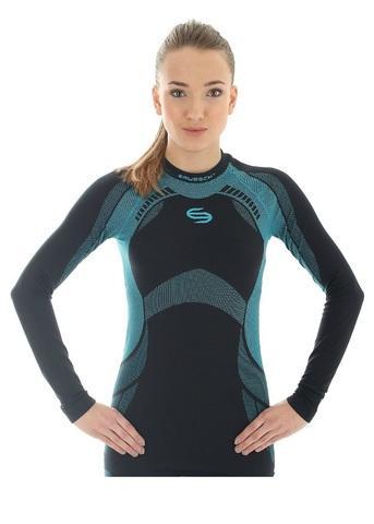 Термобелье рубашка женская Brubeck Dry (LS12190)