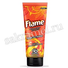 Крем Flame с нектаром манго, бронзаторами и Tingle эффектом