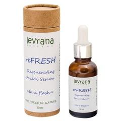 Сыворотка для лица reFRESH,регенерирующая, 30ml, TМ Levrana