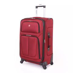 Чемодан Swissgear Sion, бордовый, 41x26x70 см, 56 л