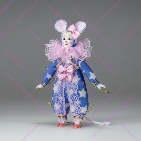 Кукла Девочка-Мышка