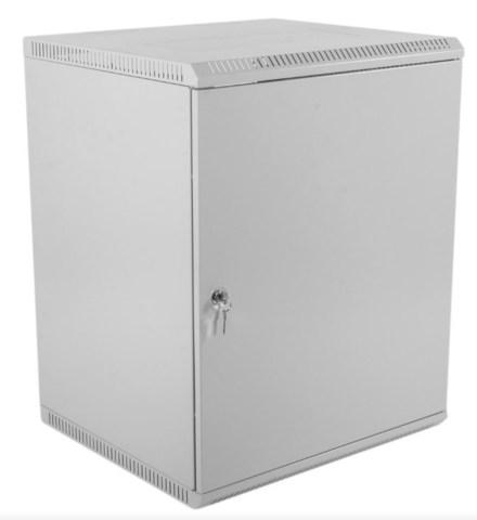 Шкаф ЦМО ШРН-Э-15.500.1 телекоммуникационный настенный разборный 15U (600 × 520) дверь металл