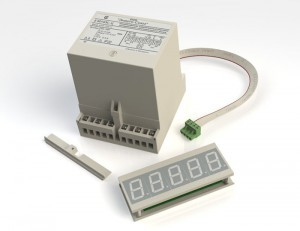 Е 857ЭС-Ц Преобразователи измерительные цифровые напряжения постоянного тока (без аналогового выхода)