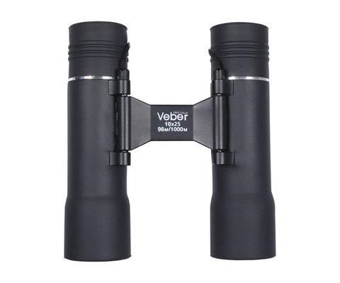 Бинокль Veber БП 10x25 ff