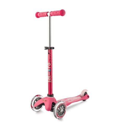 Mini micro 3 in 1 Deluxe розовый