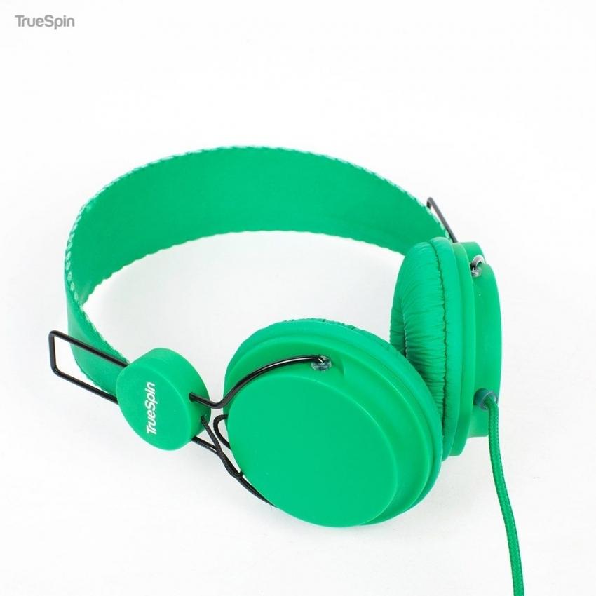 Наушники TRUESPIN BASIC HEADPHONE GREEN