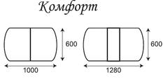 Стол Комфорт