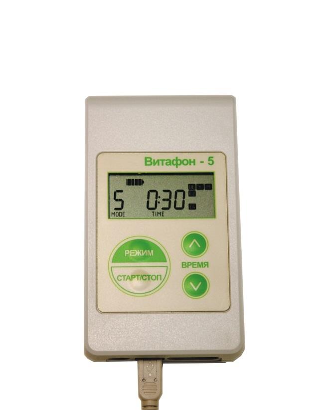 Аппарат виброакустического воздействия Витафон-5 Базовый