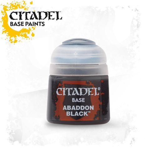 BASE: Abaddon Black