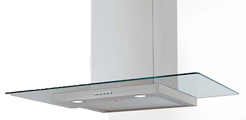 Кухонная вытяжка 60 см DeLonghi KD-DC60 Glass