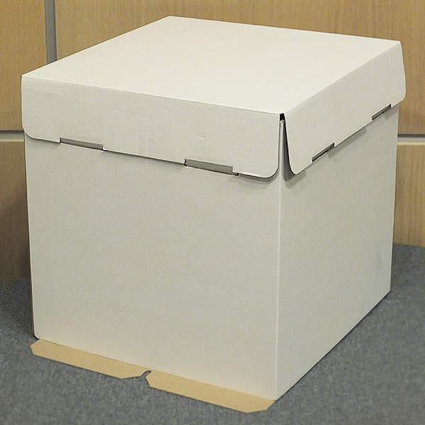 Коробка для торта 36*36*26 см