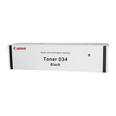 Тонер 034 черный для Canon iR C1225/C1225iF (12000 стр.),  9454B001