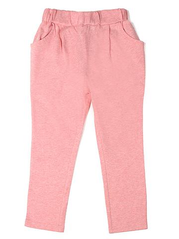 GAC008211 Брюки для девочек, розовый меланж