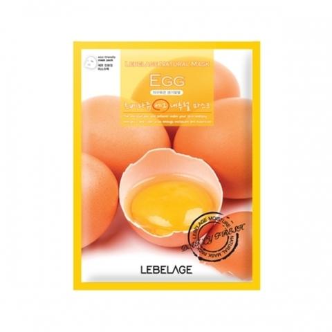 Маска LEBELAGE Egg Natural Mask 1ea