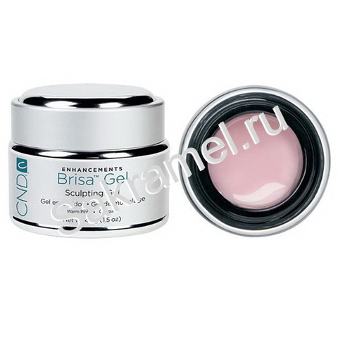CND Brisa Gel Warm Pink-Opaque 42 g