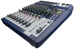 Аналоговые Soundcraft Signature 10