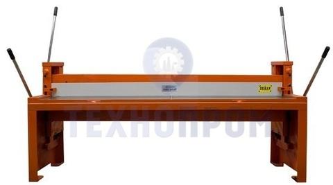 Гильотина ручная Stalex Q01-1,5х1500