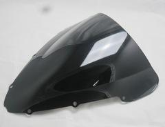 Ветровое стекло для мотоцикла Honda CBR600F4i 01-07 DoubleBubble Черное