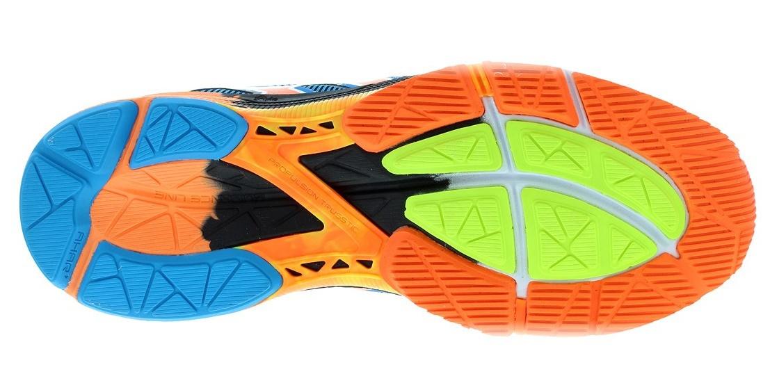 Мужские беговые кроссовки Asics Gel-Noosa Tri 10 (T530N 9030) фото