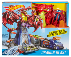 Dragon Showdown Playset