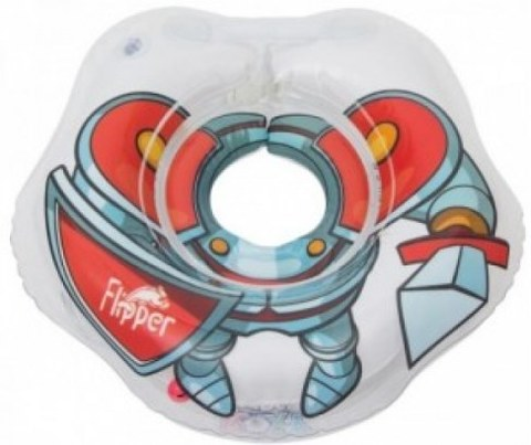 Круг на шею Roxy-kids Flipper для купания малышей Рыцарь FL006